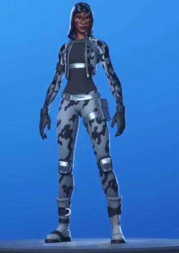 Skin Snow Sniper (Skin)