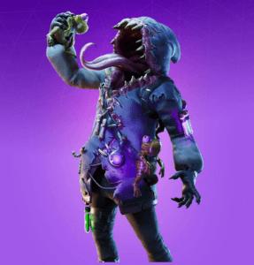Skin Big Mouth (Fortnite)
