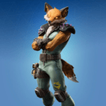 Skin Fennix (Fortnite) Season X
