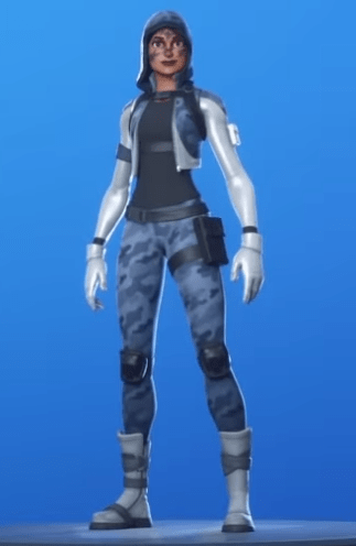 Skin Hailstorm (fortnite) Chapter 2