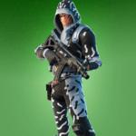 Skin Ice Stalker (Fortnite Chapter 2)