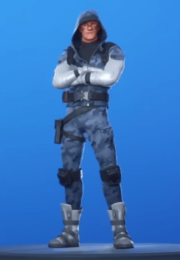 Skin Ice Stalker (Fortnite chapter 2))