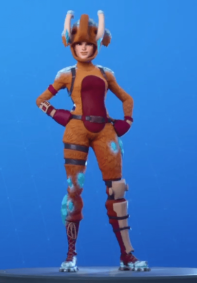 Skin Wooly Warrior (Fortnite)