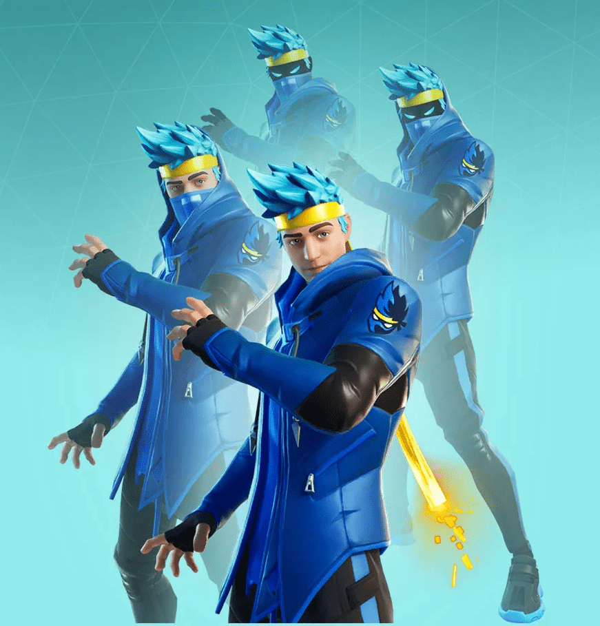 Skin Ninja (Fortnite Idol)