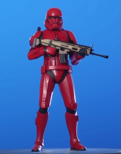 Skin Sith Trooper (Fortnite)