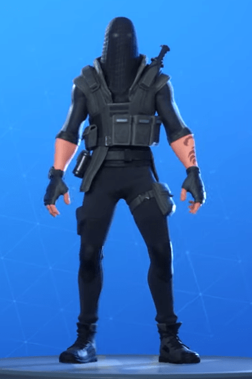 Skin Aguijón Gris (Fortnite) Capitulo 2