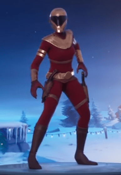 Skin Zorii Bliss (Fortnite)