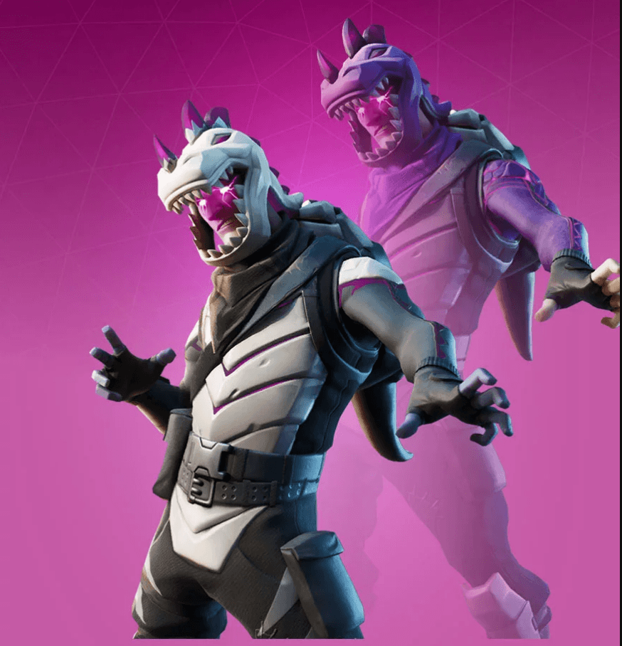 Dark Rex (Fortnite Outfits)