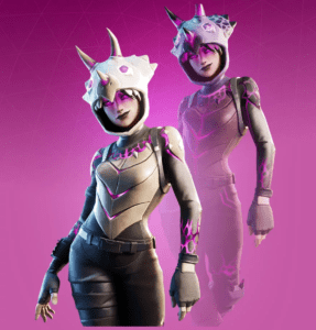 Dark Tricera ops (Skins Fortnite)