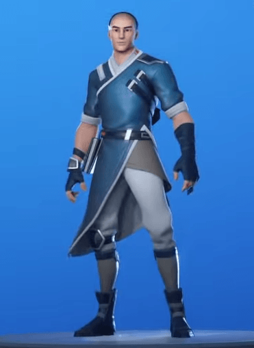 Skin Gan fortnite season 1 chapter 2