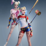 Set Skin Harley Queen