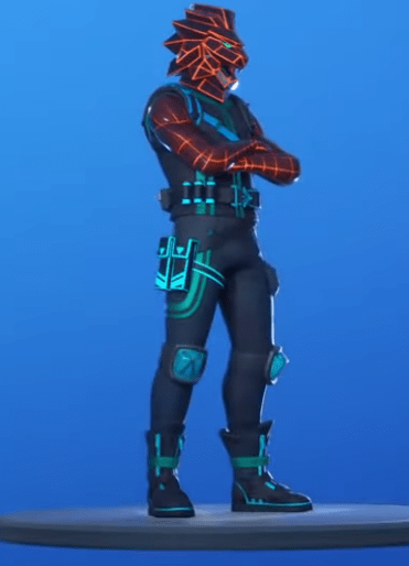 Skin LLion Fortnite