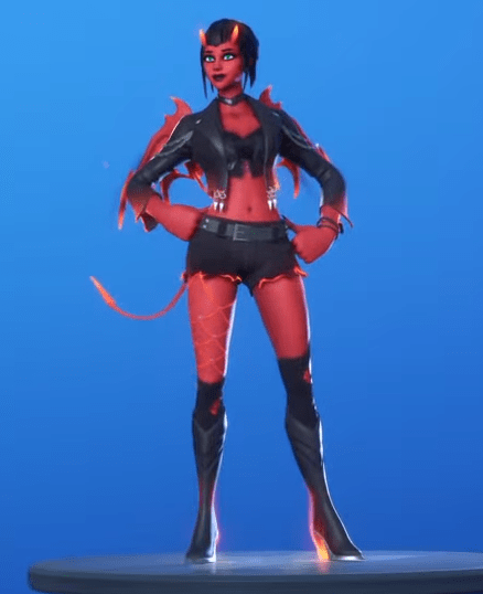 Skin Malicia (Temporada 9 de Fortnite)