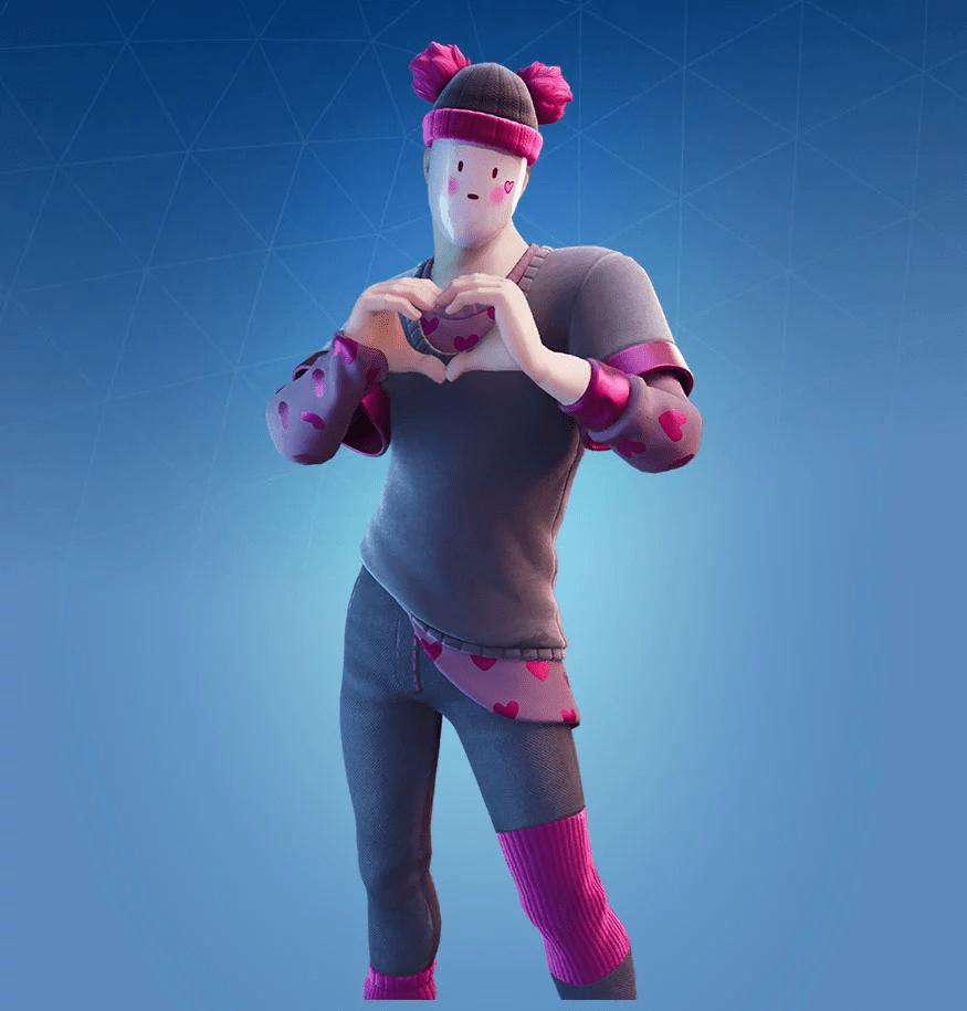 Skin Pinkie Fortnite