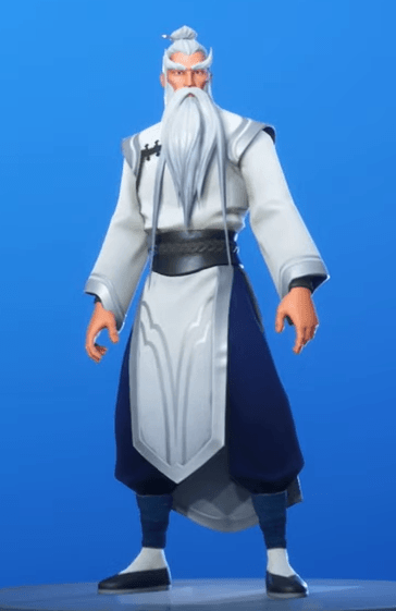 Skin Master Shifu (Fortnite)
