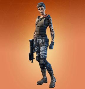 Skin Maya Especialista En Equipamiento (Gear Specialist Maya)