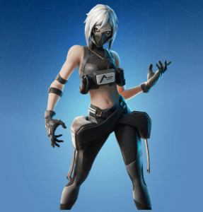 Skin Hush (silencio) Fortnite Season 11