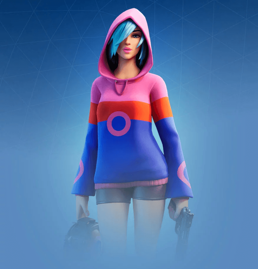 Skin Iris (Fortnite) Season 2
