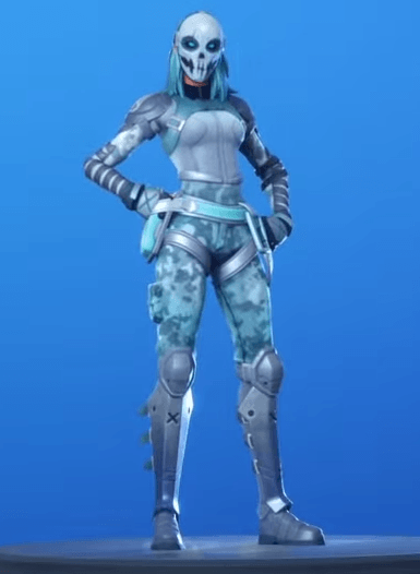 Skin Zadie (Winter)