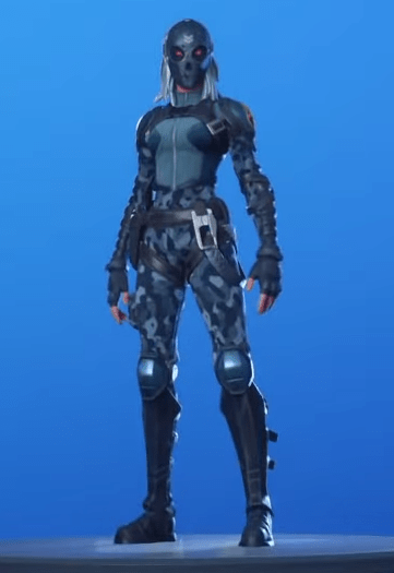 Skin Zadie Fortnite (Default)