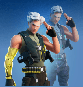 Skin Tek (Season 12) Fortnite