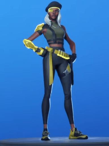 Skin Terra Alternative