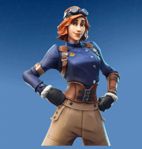 Skin Airheart (Fortnite)