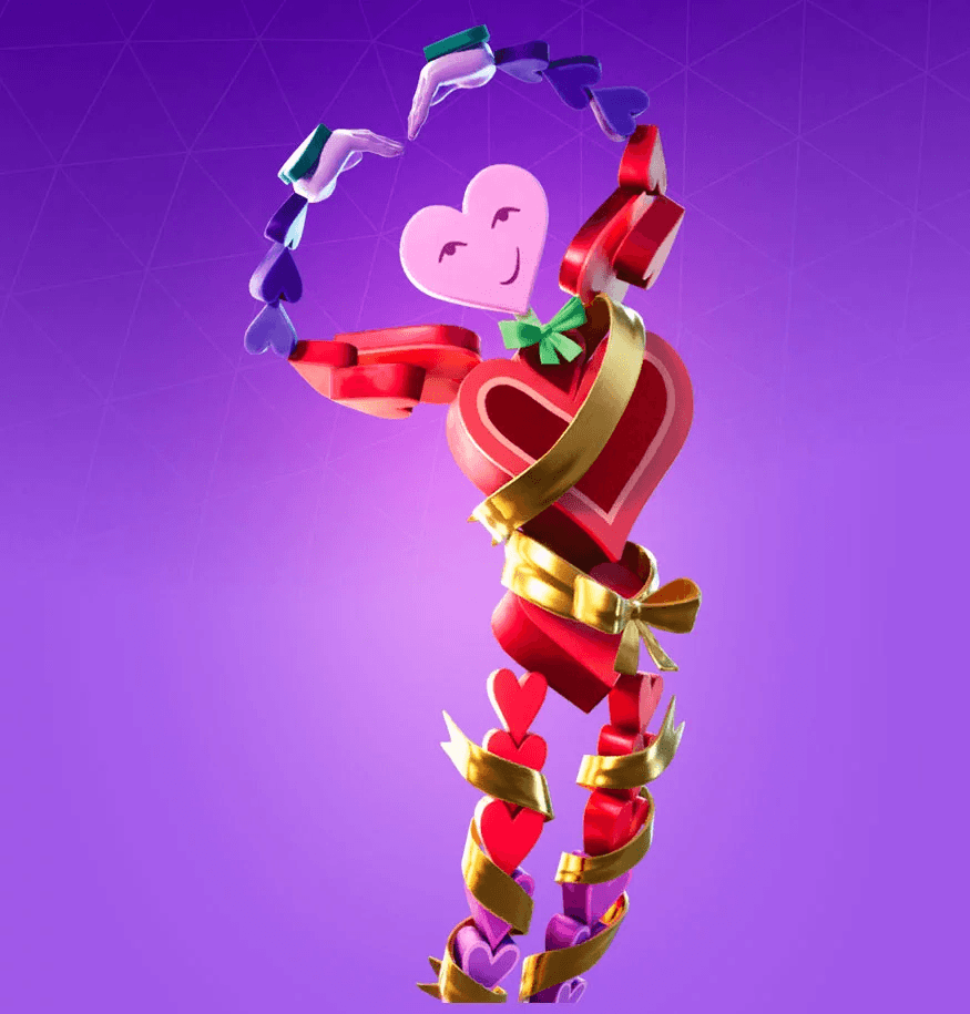 Skin Candyman (fortnite)