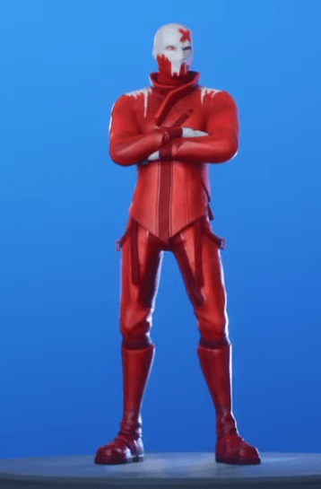 Skin Ex Fortnite