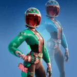 Skin Jade Racer ( fortnite )