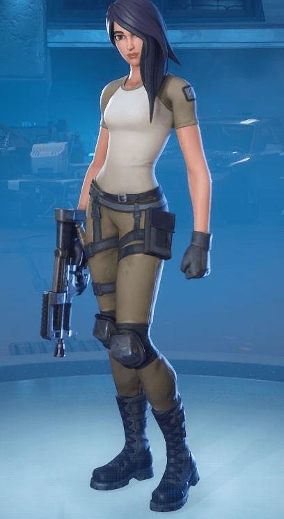 Skin Gear Specialist Maya