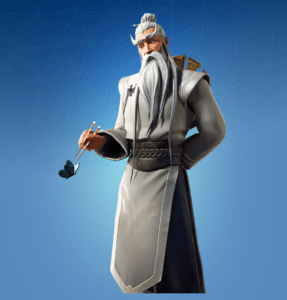 Skin Shifu (Fortnite Season 11)