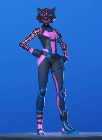 Skin Reactive BunnyWolf