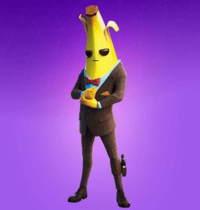 Skin Agente Banano fortnite