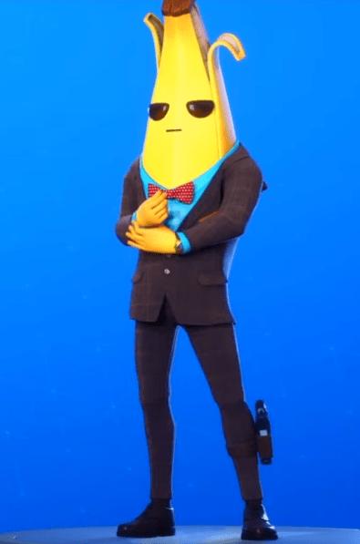 Agente Banano (por defecto)