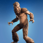 Skin Bigfoot