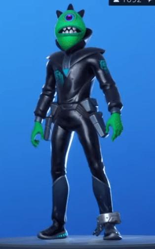 Skin Zorgoton (black)