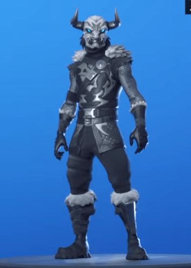 New Skin Master Minotaur