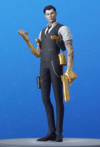 La nueva Skin Midas