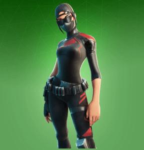 Skin Comandante Escarlata (Scarlet Commander)