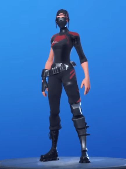 New Skin Scarlet Commander