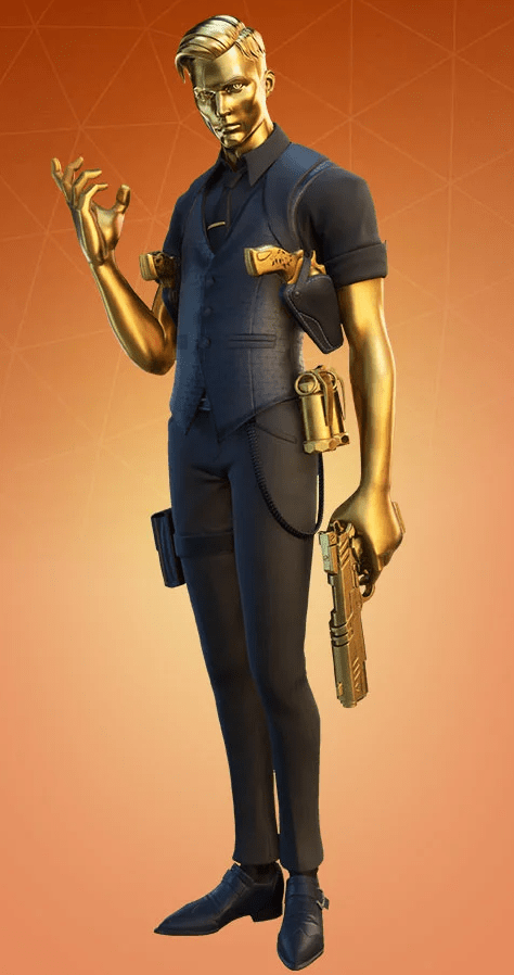Skin Midas (Shadow)