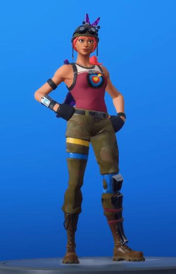 Skin Bullseye (Original)