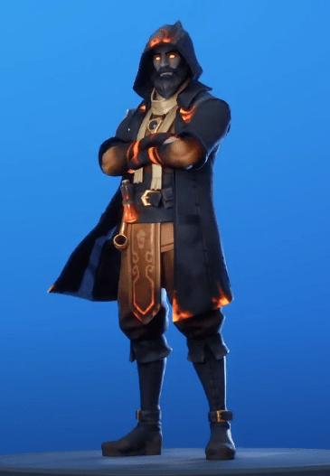 Castor Estilo de Fuego