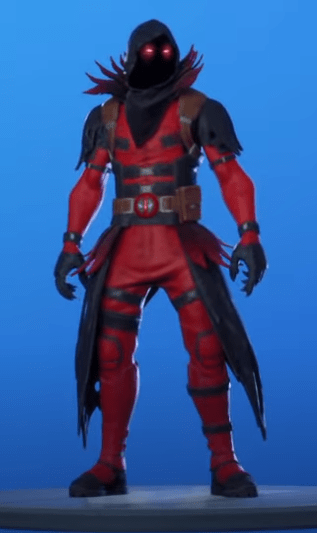New Skin Ravenpool