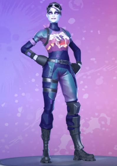 SKin Dark Bomber
