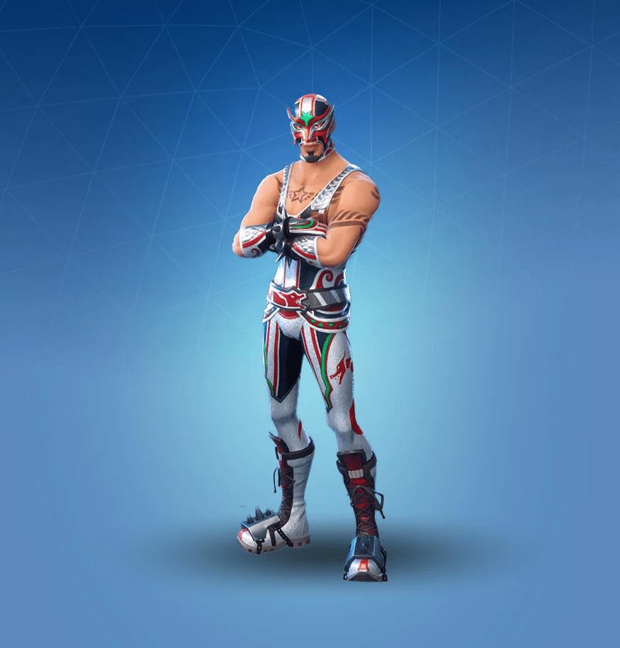 Skin Masked Fury