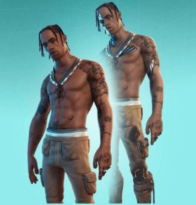 Skin Travis Scott