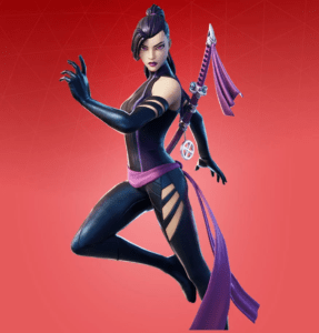 New Skin Psylocke