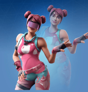 Skin Bombardera Chicle (Bubble Bomber)